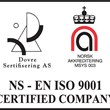 byberg as ns-en iso 9001 certified company